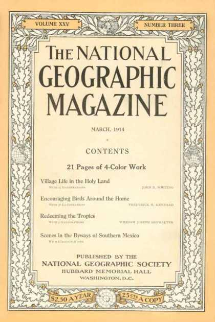 National Geographic 258