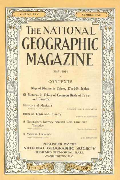 National Geographic 260