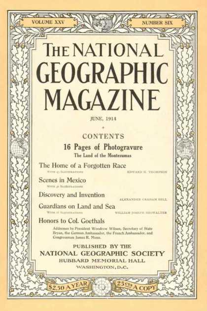 National Geographic 261