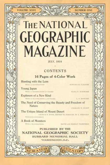 National Geographic 262