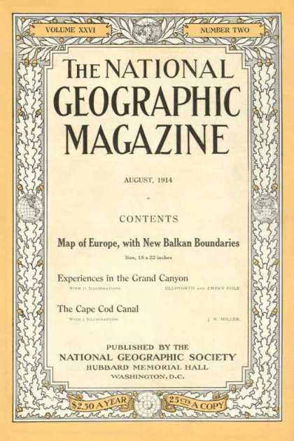 National Geographic 263