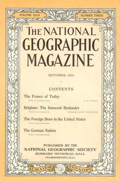 National Geographic 264