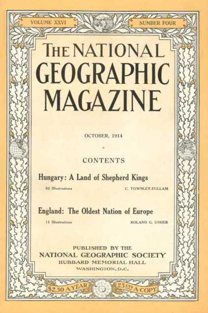 National Geographic 265