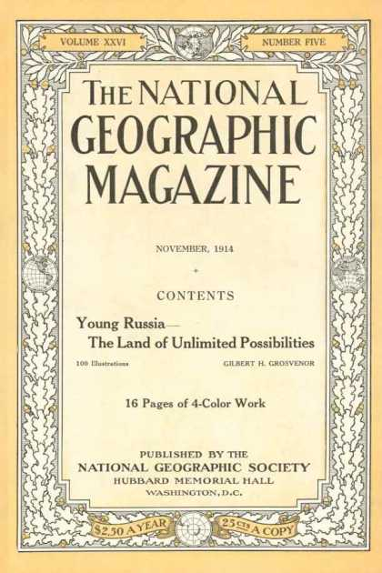 National Geographic 266