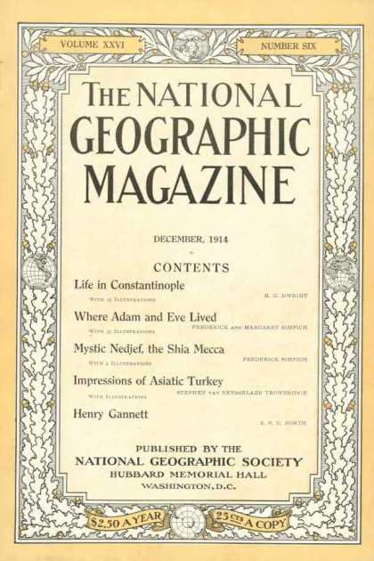 National Geographic 267