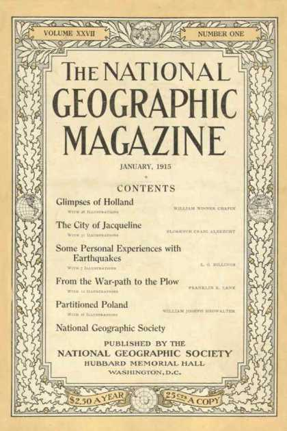 National Geographic 268