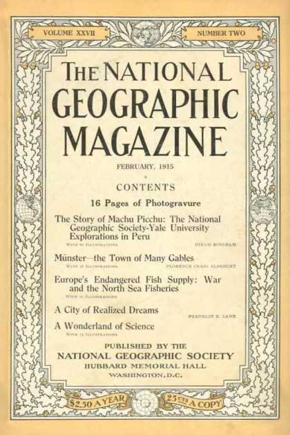 National Geographic 269