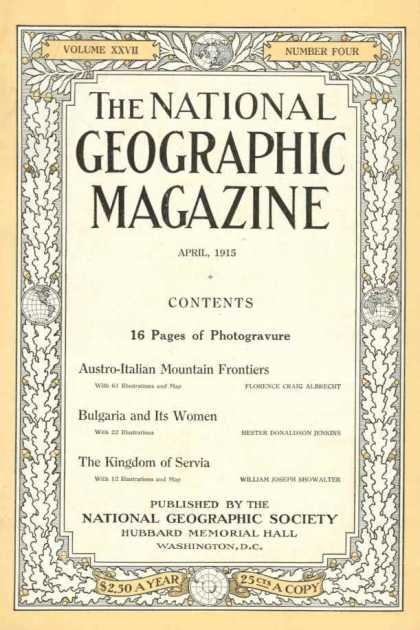 National Geographic 271