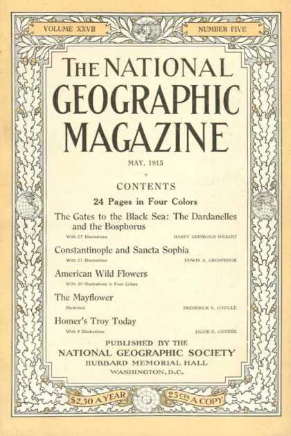 National Geographic 272