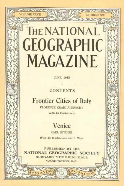 National Geographic 273