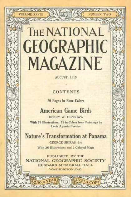National Geographic 275