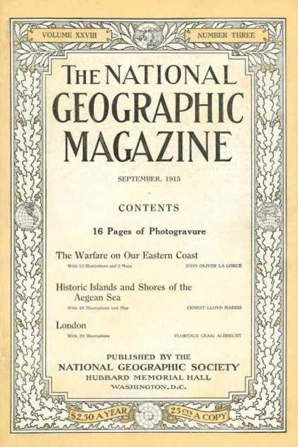 National Geographic 276