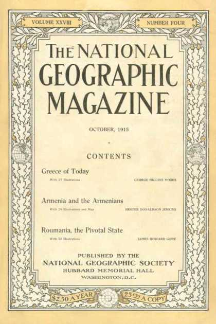 National Geographic 277