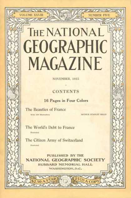 National Geographic 278