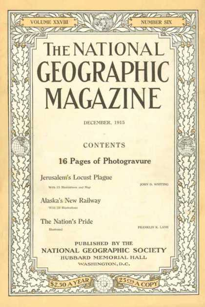 National Geographic 279