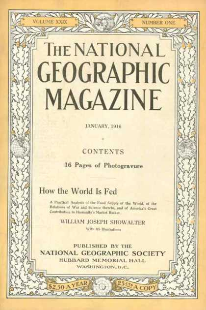 National Geographic 280
