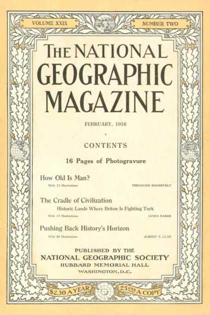 National Geographic 281