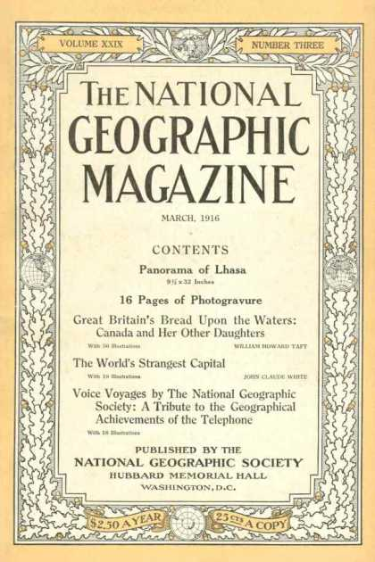 National Geographic 282