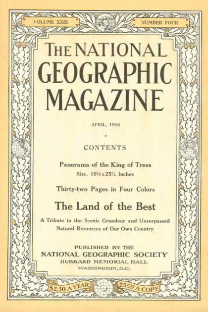 National Geographic 283