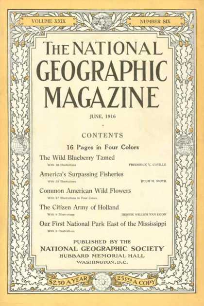National Geographic 285