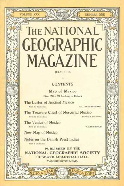 National Geographic 286