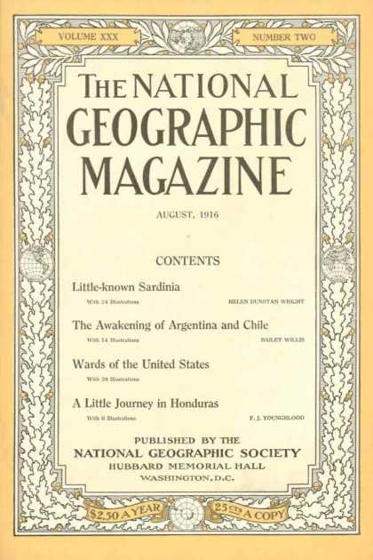 National Geographic 287