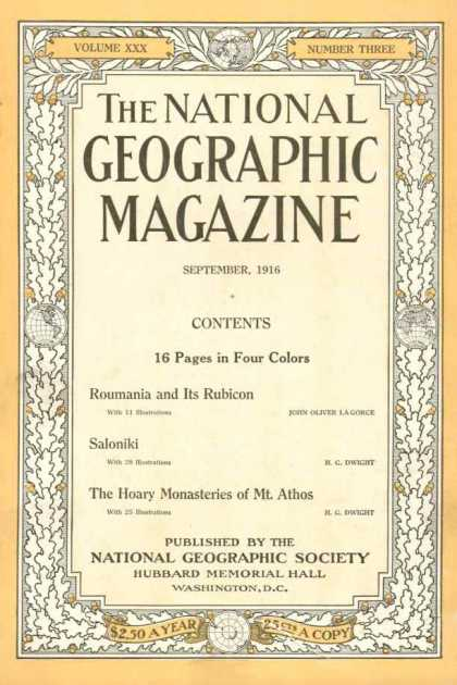 National Geographic 288