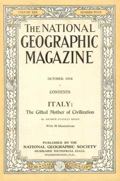 National Geographic 289
