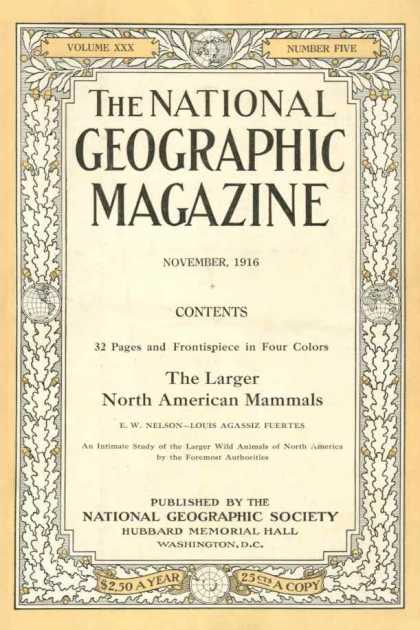 National Geographic 290