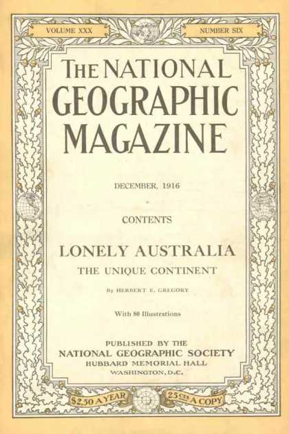 National Geographic 291