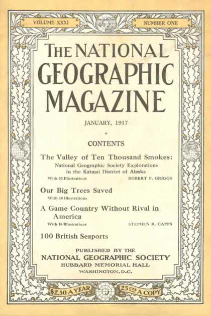 National Geographic 292