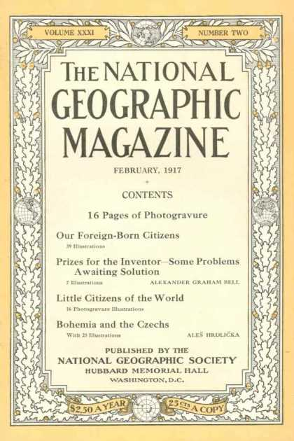 National Geographic 293
