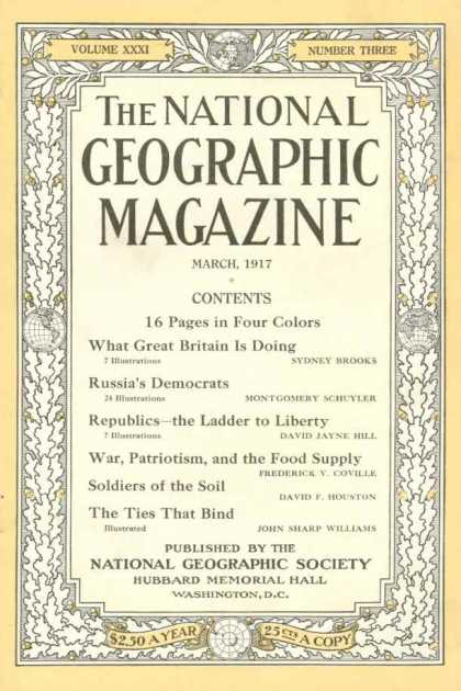 National Geographic 294