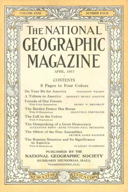 National Geographic 295