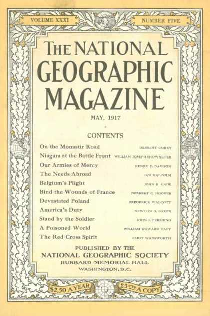 National Geographic 296