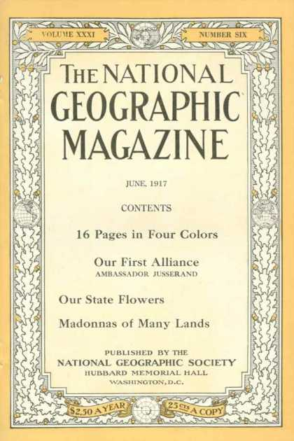 National Geographic 297