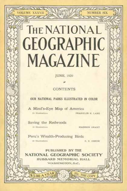 National Geographic 332