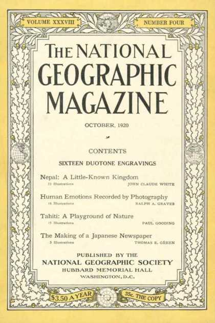 National Geographic 336