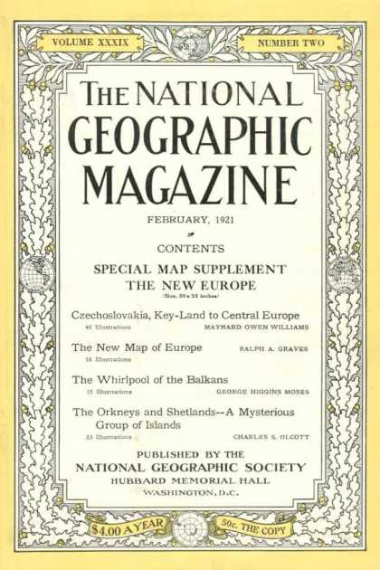 National Geographic 340