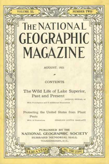 National Geographic 346