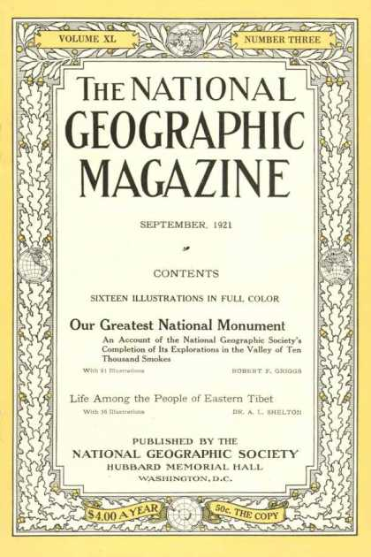 National Geographic 347
