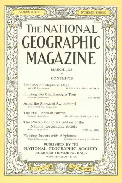 National Geographic 353