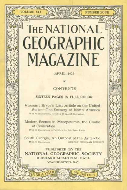 National Geographic 354