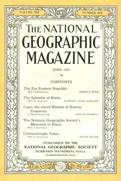 National Geographic 356