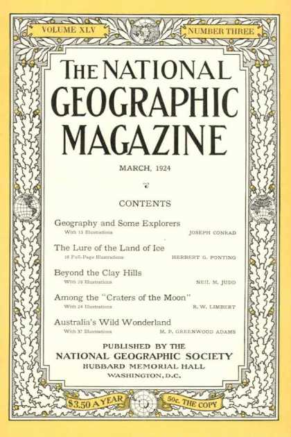 National Geographic 377