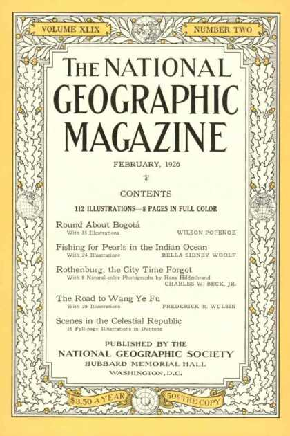 National Geographic 400