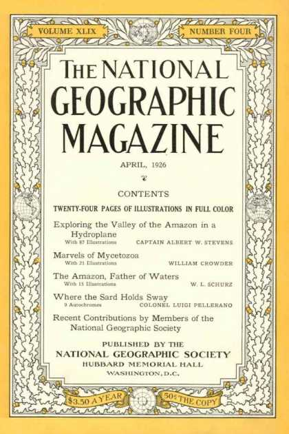 National Geographic 402