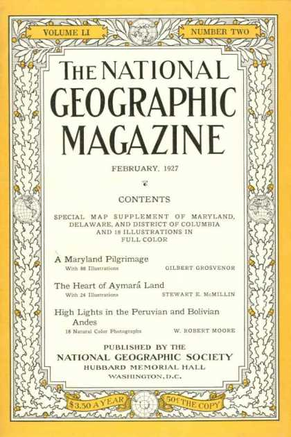 National Geographic 412