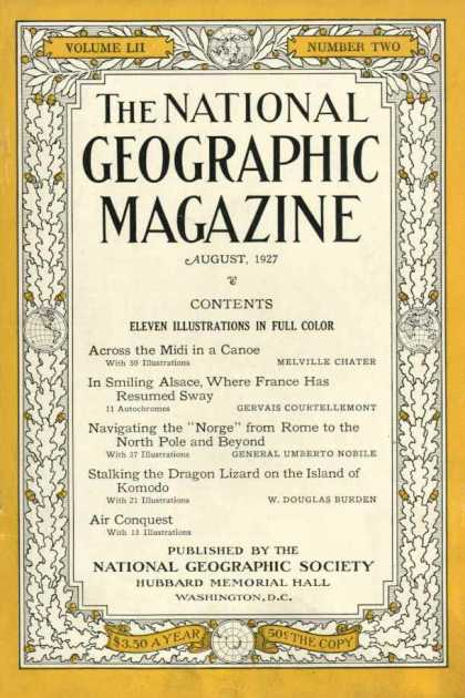 National Geographic 418