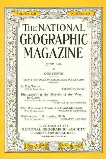 National Geographic 428
